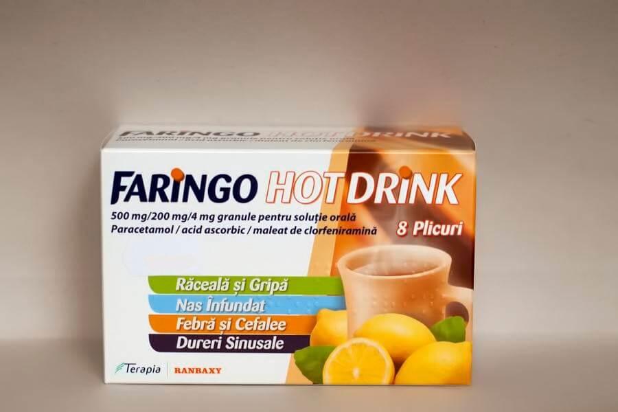 Faringo HOT DRINK